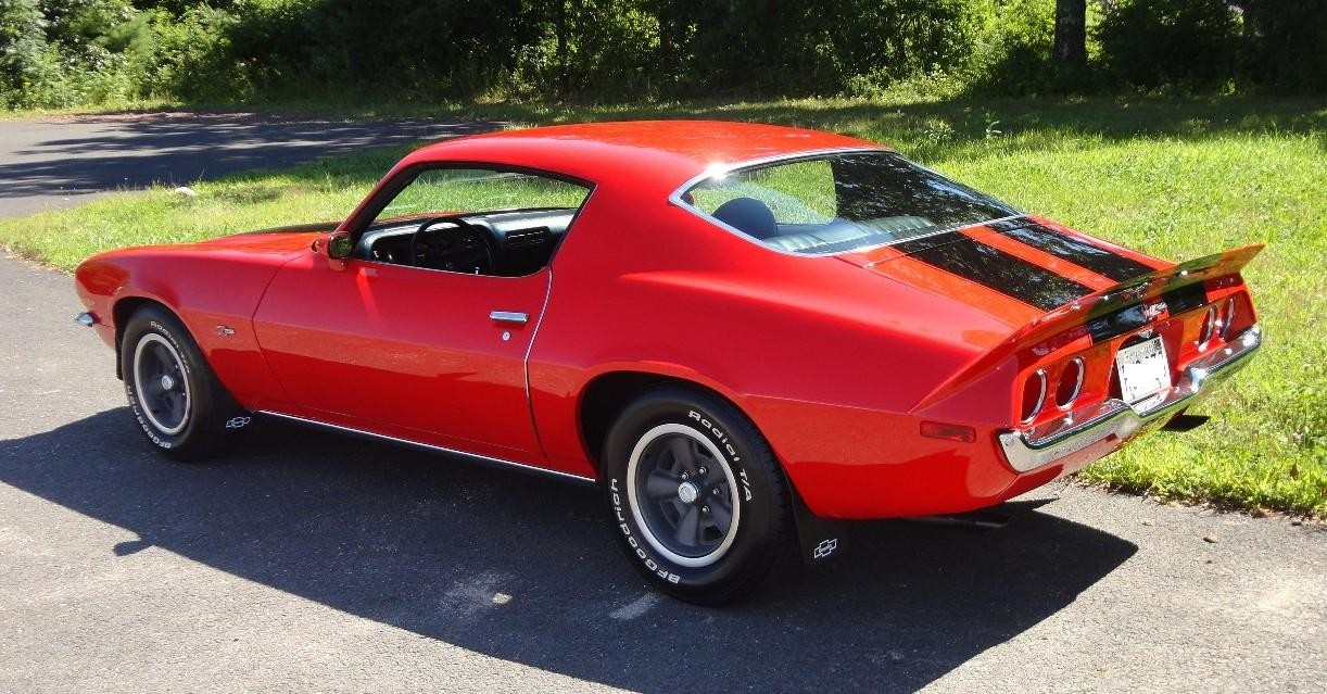 1973 chevrolet camaro z28 - photo #34